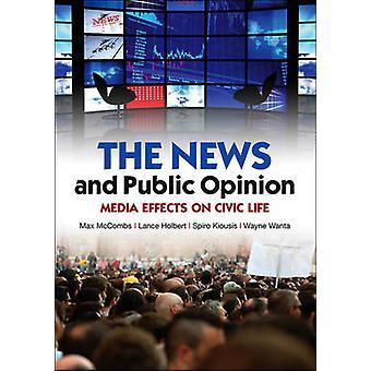 Nyheder og offentligheden medieeffekter på samfundslivet af McCombs & Maxwell