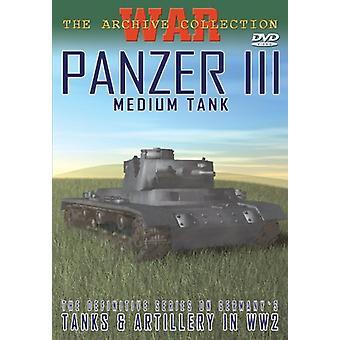 Panzer III-Medium Tank [DVD] USA import