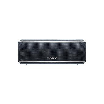 Sony SRS-XB21 Portable Wireless Waterproof Speaker with Extra Bass and 12-Hour Battery Life - Black