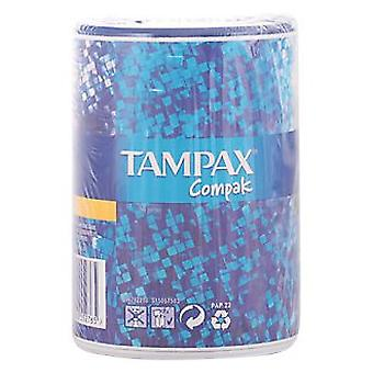 Tampax Compak Tampon Regular 14. (Hygiene and health , Intimate hygiene , Tampons)