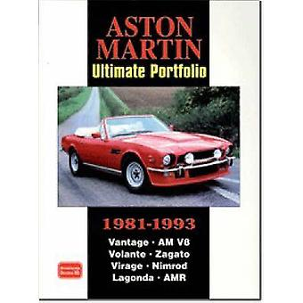 Aston Martin Ultimate Portfolio 1981-1993 - A Collection of Articles C