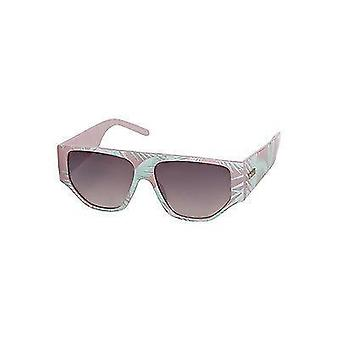 Le Specs Get Leied Sunglasses (Pink Palm)