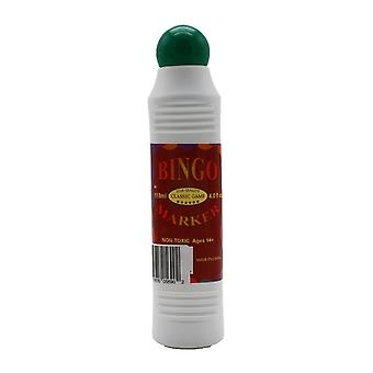 Bingo Markers/Daubers, 4.0 FL Oz. Bottle, Green