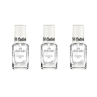 Barry M 3 X Barry M So Cute-icle! Cuticle Oil