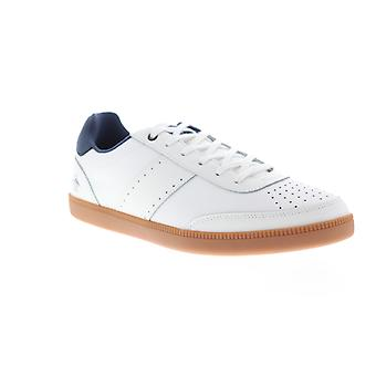 Original Penguin Collin  Mens White Casual Low Top Sneakers Shoes