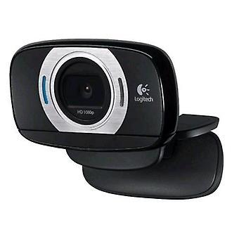 Logitech c615 manet web cam hd 1080p black color