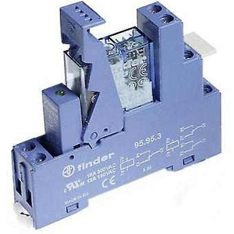 Finder 49.61.9.024.0050 Relay Interface Module 1 changeover contact 24 V/DC IP20