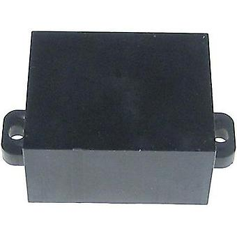 Module casing 30 x 25 x 15 Thermoplastic Black Kemo G061 1 pc(s)