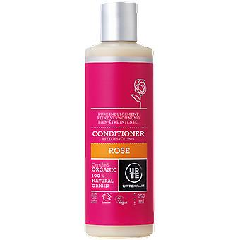 Urtekram Rosa Conditioner 250 Ml Bio (Woman , Hair Care , Conditioners and masks)
