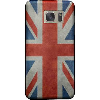 Cover UK Flag Retro for Galaxy S6