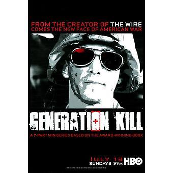 Generation Kill Movie Poster (11 x 17)