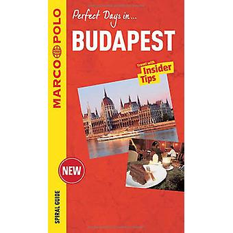 Budapest Marco Polo Spiral Guide by Marco Polo