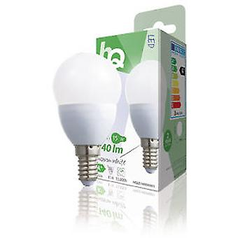 Hq Led Mini-Balloon Bulb E14 2.5W 2700K 140Lm