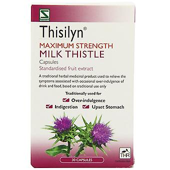 Schwabe, Thisilyn Maximum Strength, 30 tablets