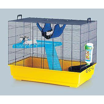 Freddy 2 Rat/furet Cage assortis 80x50x63cm