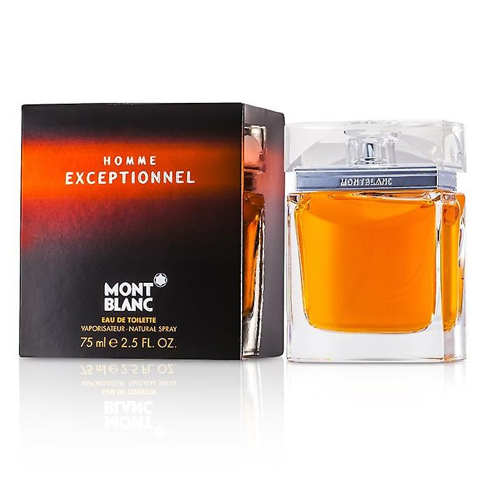 Mont Blanc Exceptionnel Eau De Toilette Spray 75ml/2.5oz