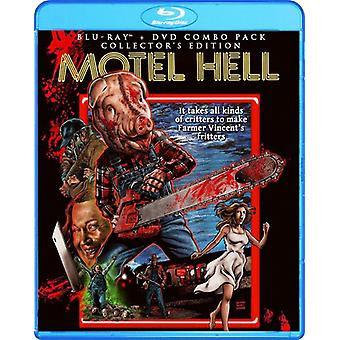 Motel Hell Collector Edition [BLU-RAY] USA import