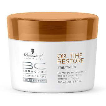 Schwarzkopf BC Q10 Time Restore behandling 200ml