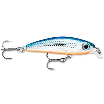 Rapala Ultra Light Minnow 04 Fishing Lure - Silver Blue