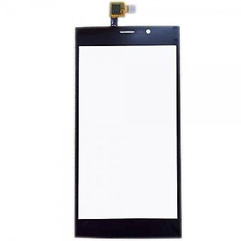 Display touch screen digitizer black for Wiko Ridge Fab 4G