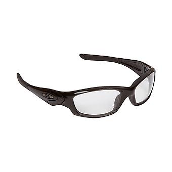 New SEEK Replacement Lenses - Oakley STRAIGHT JACKET Clear Silver Mirror