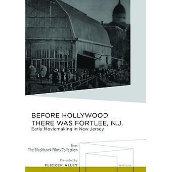 Før Hollywood [DVD] USA Importer