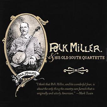 Polk Miller - Polk Miller & hans gamle syd Quartette [CD] USA import