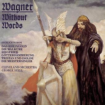 R. Wagner - import USA Wagner bez słowa [CD]