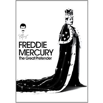 Freddie Mercury - Freddie Mercury: The Great Pretender [DVD] USA import