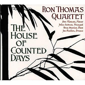 Ron Thomas - House of Counted Days [CD] USA import