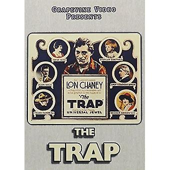 Trap (1922) [DVD] USA import