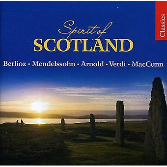Esprit de l'Écosse - importation USA Spirit of Scotland [CD]