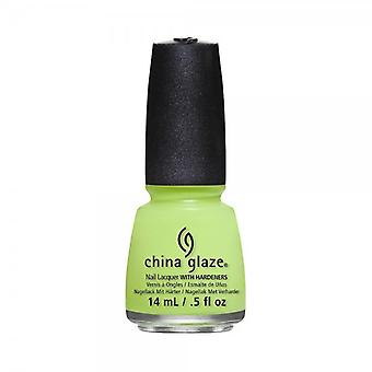China Glaze China Glaze Pools – stad bloeien collectie