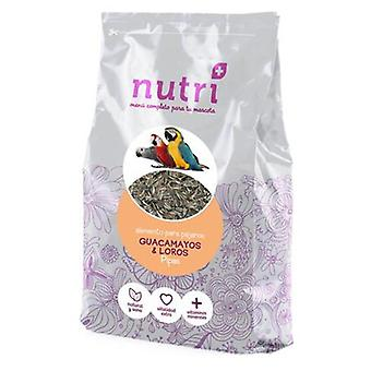 Nutriplus Big Pipes Loro 2.2 Kg. Approx. (Aves , Comida)