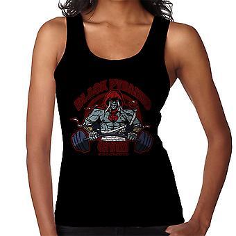 Sort pyramide Gym Mumm Ra Thundercats Kvinders Vest
