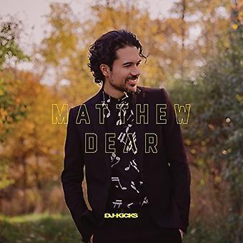 Matthew Dear - Matthew kære DJ-spark [CD] USA import