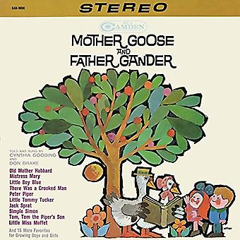 Gooding, Cynthia / Drake, Don - Mother Goose & Father Gander [CD] USA import
