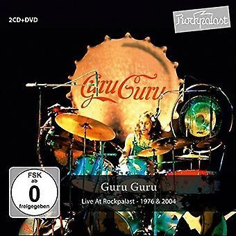 Importación de USA de Krautrock Legends 2 [CD] Guru Guru - Rockpalast: