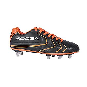 KOOGA Warrior de 2016 2 Rugby bottes - UK UK 8 - blanc