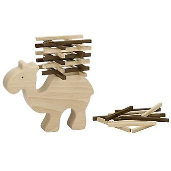 Goki Stacking game camel, goki nature (Toys , Boardgames , Skills)