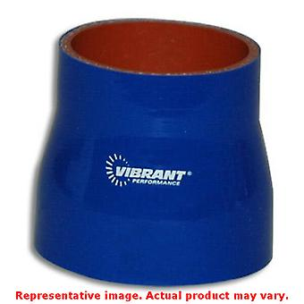Vibrant Silicone - Reducer Couplings 2775B Blue 3