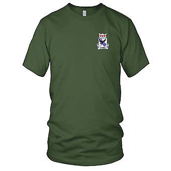 US Army - 505th Airborne Infanteriregiment brodert Patch - H-Minus Vietnam damer T skjorte