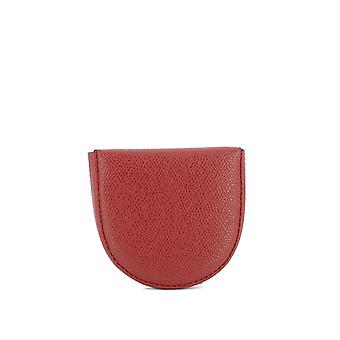 Valextra ladies V0L89028000R red leather wallets