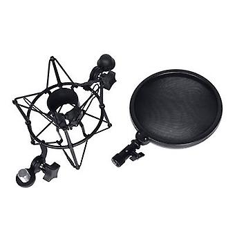 Microphone shock mount LD Systems DSM400 Product size (Ø): 43 mm Internal thread: 5/8