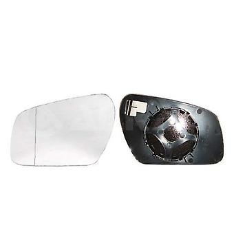Left Mirror Glass (not heated) & Holder for FORD FUSION 2005-2012