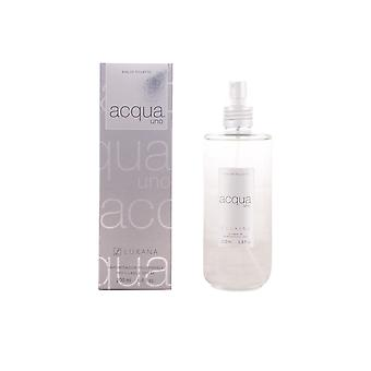 Luxana Acqua Uno Eau De Toilette Vapo 200ml Womens Scent Perfume Sealed Boxed