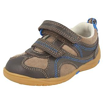 Boys Clarks Casual First Shoes Ru Rocks
