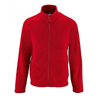 SOLS Mens Norman Fleece Jacket