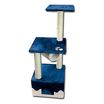 Nayeco Savanna cat scratcher Blue Afternoon (Cats , Toys , Scratching Posts)