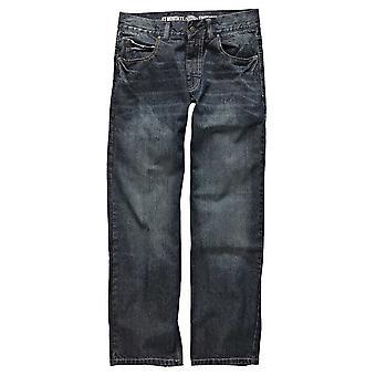 Dickies 22 Mens Boston Workwear Jeans Denim Blue WD1000D
